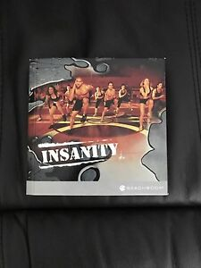 Beach body Insanity workout DVDs