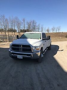 2012 Dodge Ram Diesel dually