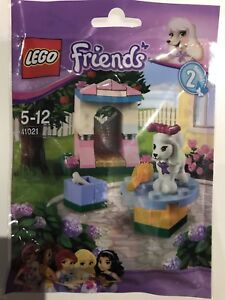 LEGO and friends (birthday loot bag, 10 mini packs)