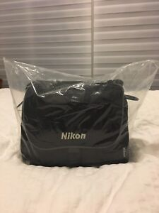 Nikon Messenger DLSR Camera Bag New Unopened