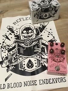 Limited edition Old Blood Noise Endeavors Reflector chorus