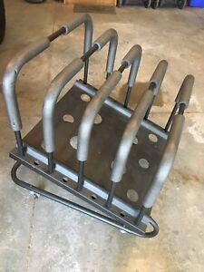 HOSS Door Cart for Jeep Wrangler