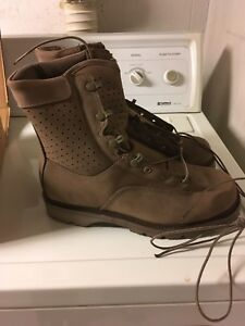 Military desert boots, can be used for outdoors or motorcycle