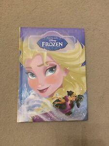 Frozen book Mont Albert North Whitehorse Area Preview