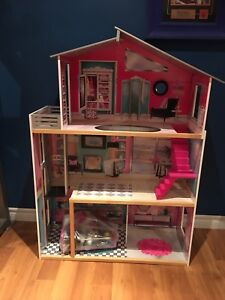 Doll House (Barbie)  by kid craft