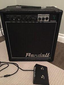 Randall rx30 amo
