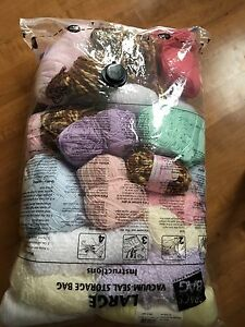Large bag of wool