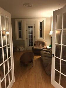 Chambre/room in a 5 1/2 NOT FURNISHED near metro Vendome