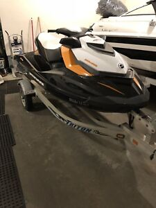 2013 Seadoo GTR215 LOW HOURS