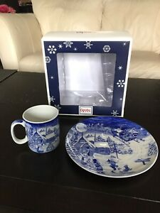 Spode Christmas gift set
