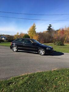 1999 civic hatchback