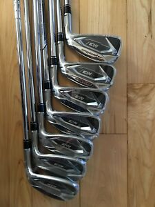 NEW Mens Taylormade M3 iron set