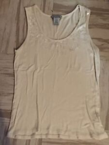 Mac&Jac Woman's Tank Top Size M/M