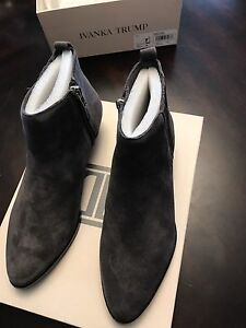 2 pairs New in box never worn Women's 7.5 boots