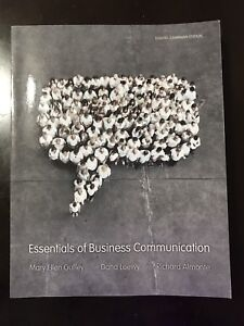 Essentials of business communication,8th ed,