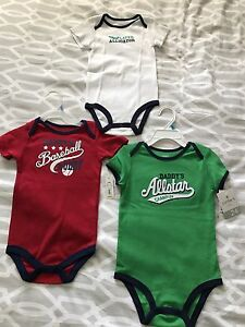 3 brand new shirts with tags - 24 months