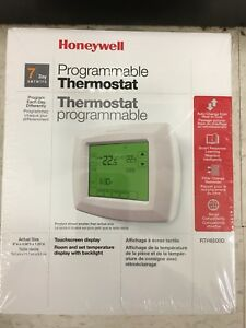 Thermostat programmable Honeywell RTH8500D