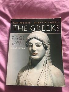 Greek and Roman History Textbooks