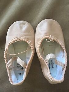 American Ballet theatre shoes toddler 8.5