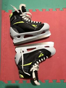 Graf Goalie Skates Like New!