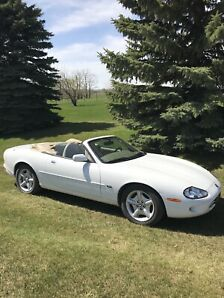 1999 Jaguar Convertible