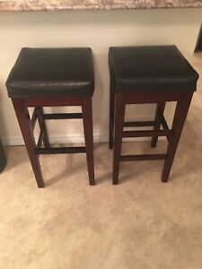 Set of stools