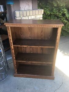 Solid Wood Excellent Book Shelf For shoes what ever