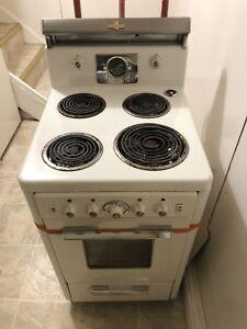 McClary stove antique retro range