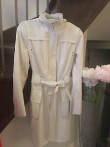 Elie Taharie trench- retailed $600.00