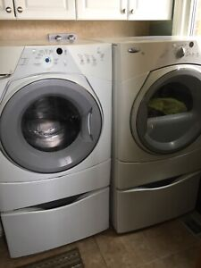 Wash and Dryer