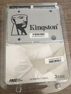 brand new kingston solid state drive