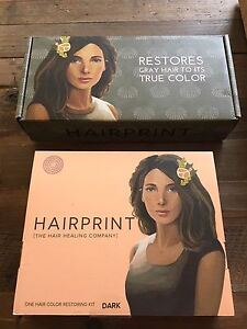 HAIRPRINT Natural Hair Colouring (Dark)