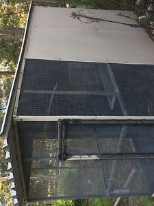 Bird cage snake proof gal good condition with hollow logs Redland Bay Redland Area Preview
