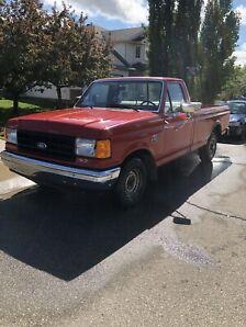 1987 Ford f 150 351 Windsor v8
