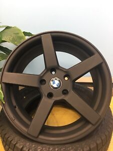 """BMW mags 17"""" 18""""5x120 promotion 520$/set"""
