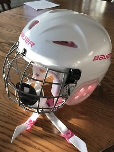 Bauer Junior Girls hockey helmet