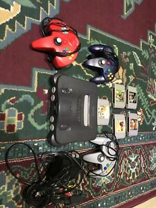 N64 - 5 games - 3 controllers