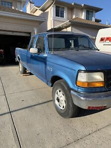1992 Ford F250 2wd