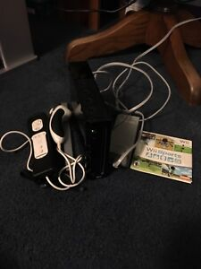 Nintendo Wii Black console for sale