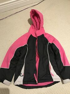 Fall and winter jacket with layers size 5/6