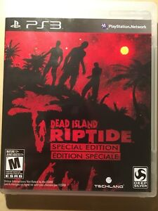 Dead Island Riptide Special Edition for PS3