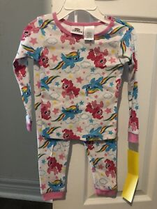 Toddler pajamas my little pony 2T - new with tags