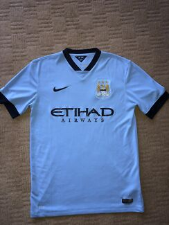 Manchester City, England and Western Sydney Wanderers Gear