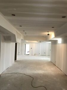 Drywall and taping great prices