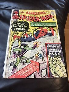 Amazing Spider-Man #14 *First Appearance of Green Goblin*