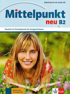 Руководство Klett MITTELPUNKT NEU B2 Arbeitsbuch