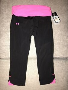 Under armour new pants small