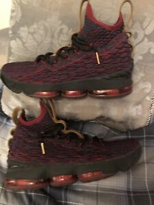78e1276115259 Lebron XV - New Heights - size 9