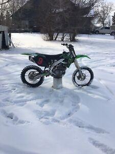 Kx450f for trade