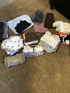 Baby clothes 3-6months for baby BOY born  in May/June